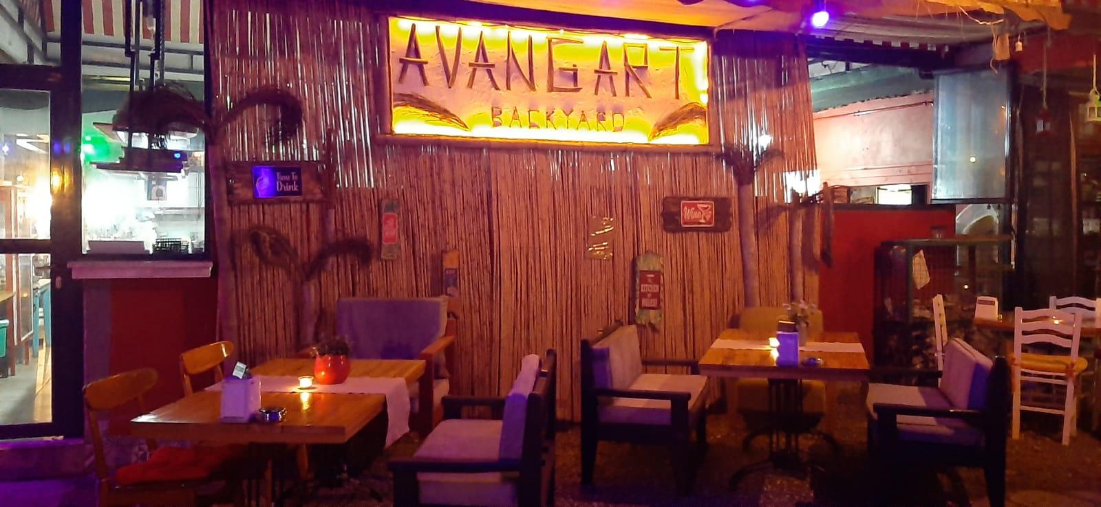 Read more about the article AVANGART BACKYARD